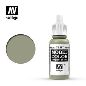 Acrylicos Vallejo, S.L. 111 MEDIUM GREY