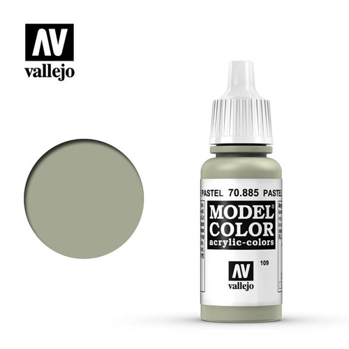 Acrylicos Vallejo, S.L. 109 PASTEL GREEN