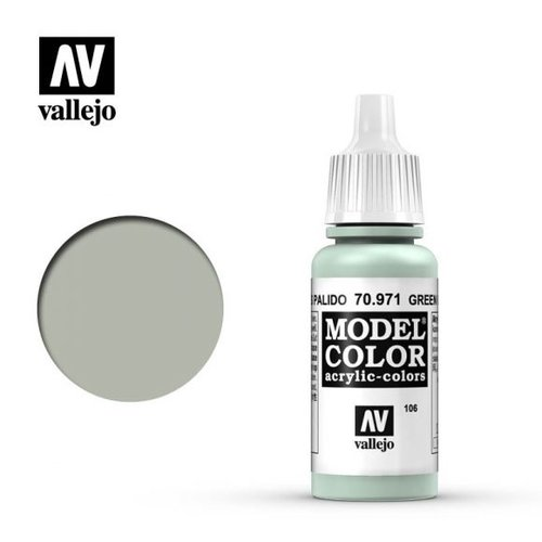 Acrylicos Vallejo, S.L. 106 GREEN GREY