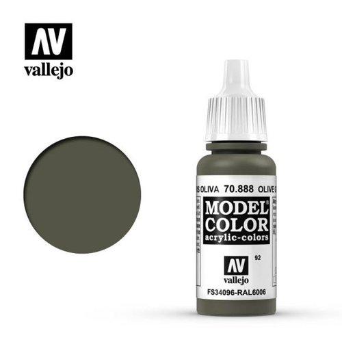 Acrylicos Vallejo, S.L. 092 OLIVE GREY