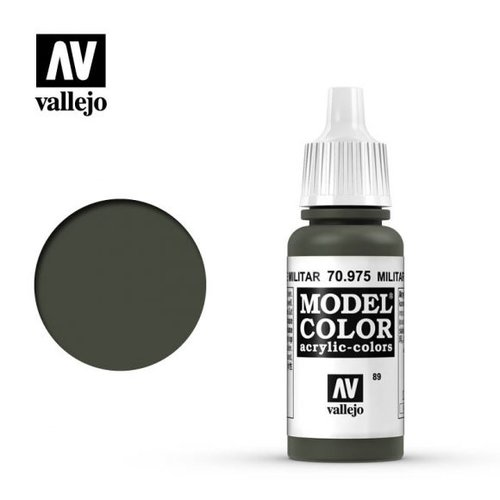 Acrylicos Vallejo, S.L. 089 MILITARY GREEN