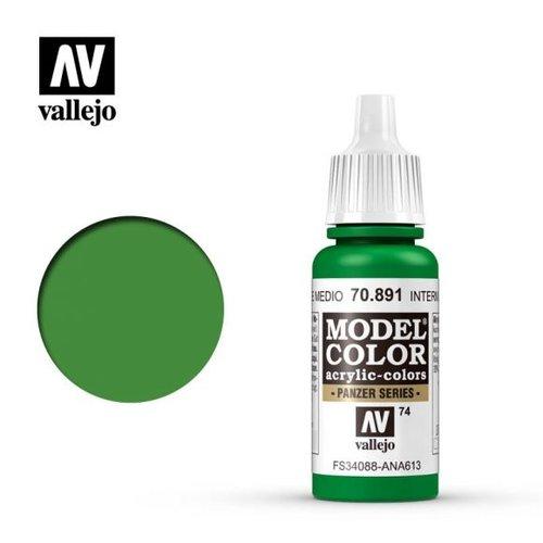 Acrylicos Vallejo, S.L. 074 INTERMEDIATE GREEN