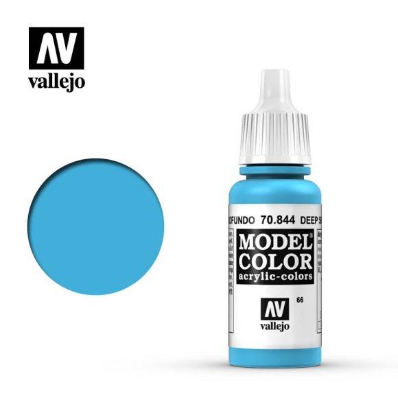 Acrylicos Vallejo, S.L. 066 DEEP SKY BLUE