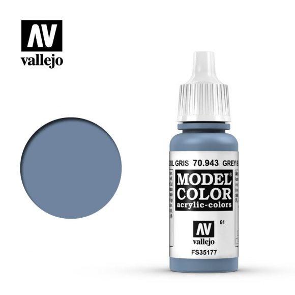 Acrylicos Vallejo, S.L. 061 GREY BLUE
