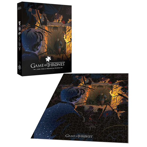 USAopoly US1000 GAME OF T HRONES HOLD THE DOOR