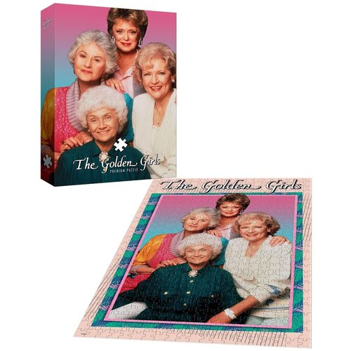USAopoly US1000 GOLDEN GIRLS