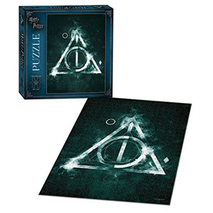 The Op | usaopoly US550 HARRY POTTER THE DEATHLY HALLOWS