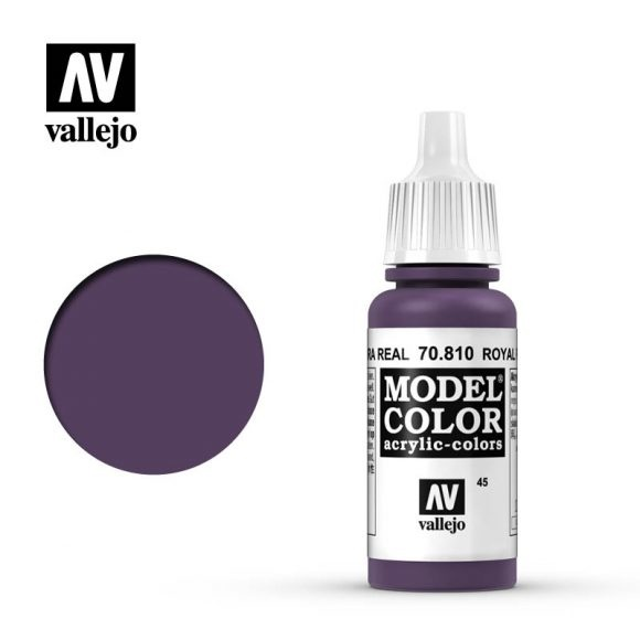 Acrylicos Vallejo, S.L. 045 ROYAL PURPLE
