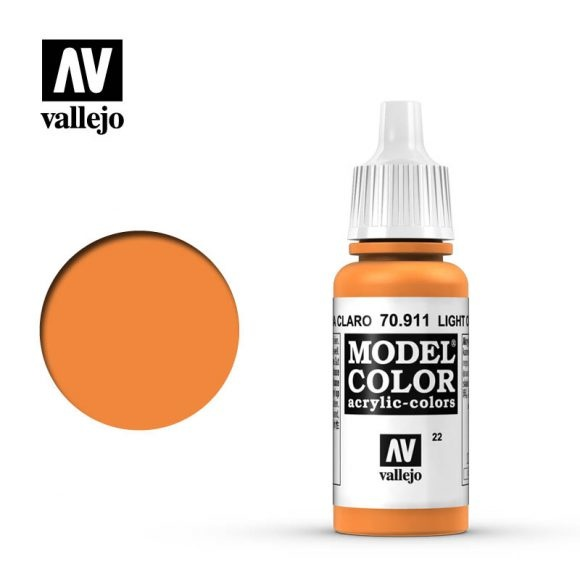 Acrylicos Vallejo, S.L. 022 LIGHT ORANGE