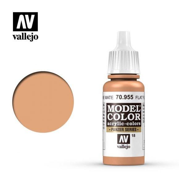 Acrylicos Vallejo, S.L. 018 FLAT FLESH