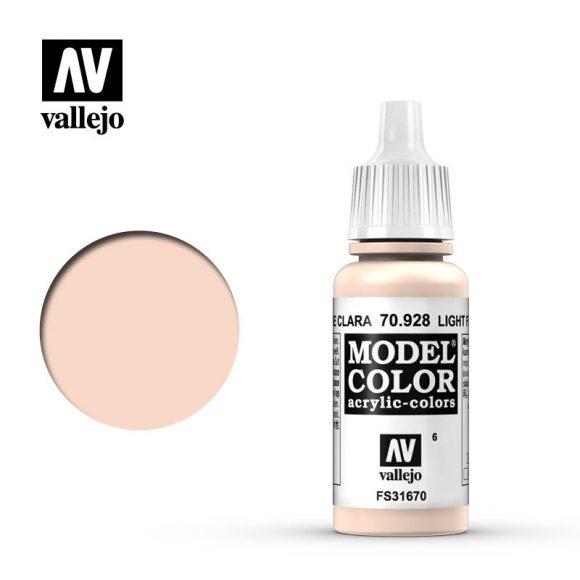 Acrylicos Vallejo, S.L. 006 LIGHT FLESH