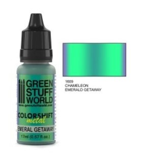 Green Stuff World COLORSHIFT: EMERALD GETAWAY