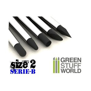 Green Stuff World COLOR SHAPER BRUSH SIZE 2 (B)