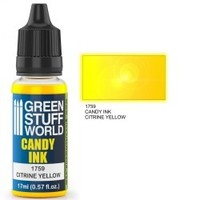 CANDY INK: CITRINE YELLOW