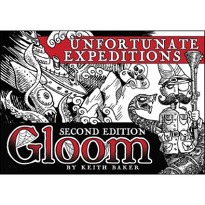 Atlas Games GLOOM 2E UNFORTUNATE EXPEDITION
