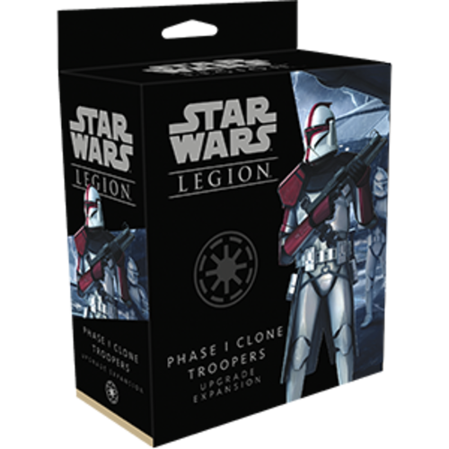Fantasy Flight Games STAR WARS: LEGION - PHASE I CLONE TROOPERS UPGRADE