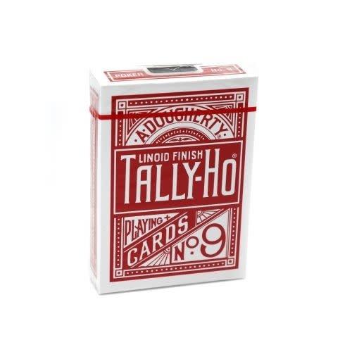 Tally Ho TALLY HO CIRCLE BACK RED