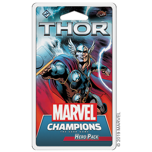 Fantasy Flight Games MARVEL CHAMPIONS LCG: THOR HERO PACK