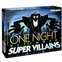 ONE NIGHT ULTIMATE SUPER VILLIANS