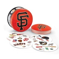 SPOT IT SF GIANTS