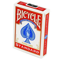 BICYCLE POKER RED