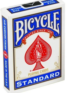 COSTCO BICYCLE POKER BLUE