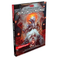D&D 5E: WATERDEEP - DUNGEON OF THE MAD MAGE