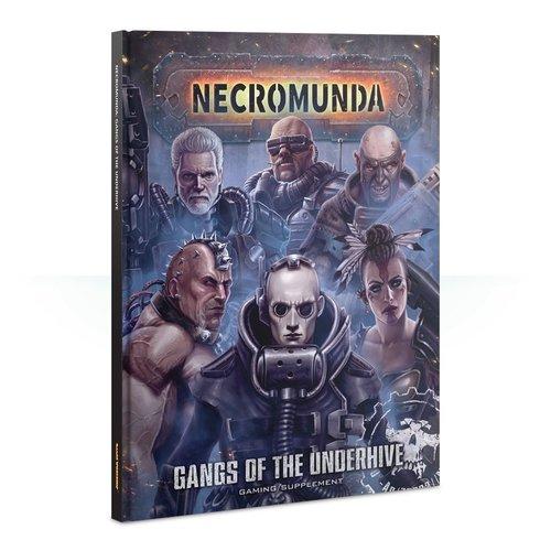 Games Workshop NECROMUNDA: GANGS OF UNDERHIVE