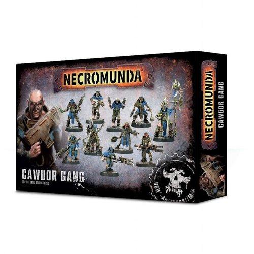 Games Workshop NECROMUNDA: CAWDOR GANG