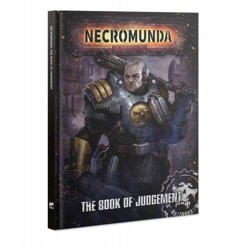 Games Workshop NECROMUNDA: BOOK OF JUDGEMENT