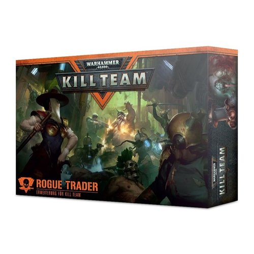 Games Workshop KILL TEAM: ROGUE TRADER