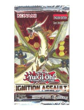 Konami Digital Entertainment YUGIOH: IGNITION ASSAULT - BOOSTER