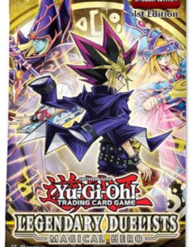 Konami Digital Entertainment YUGIOH: LEGENDARY DUELISTS: MAGICAL HERO - BOOSTER