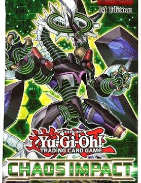 Konami Digital Entertainment YUGIOH: CHAOS IMPACT - BOOSTER