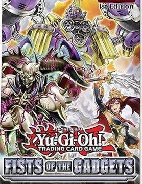 Konami Digital Entertainment YUGIOH: FISTS OF THE GADGETS - BOOSTER