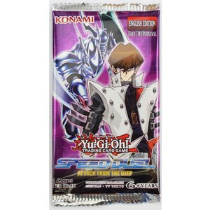 Konami Digital Entertainment YUGIOH: SPEED DUEL: ATTACK FROM THE DEEP - BOOSTER