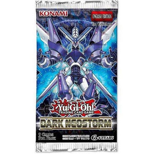 Konami Digital Entertainment YUGIOH: DARK NEOSTORM - BOOSTER