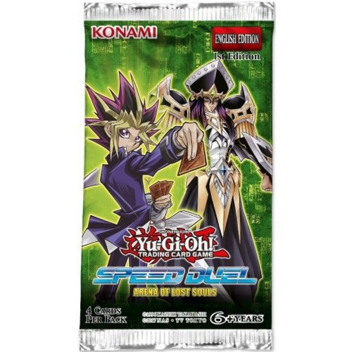 Konami Digital Entertainment YUGIOH: SPEED DUEL: ARENA OF LOST SOULS - BOOSTER