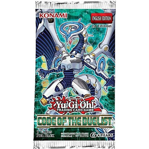 Konami Digital Entertainment YUGIOH: CODE OF THE DUELIST - BOOSTER