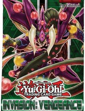 Konami Digital Entertainment YUGIOH: INVASION: VENGEANCE  - BOOSTER