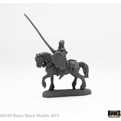Reaper Miniatures BONES BLACK: ANHURIAN CAVALRY