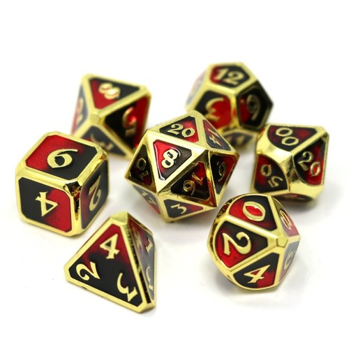 Die Hard Dice DARK ARTS DICE SET 7 BLOODBATH