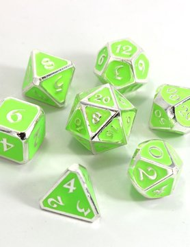 Die Hard Dice AFTERDARK DICE SET 7 NEON RAVE