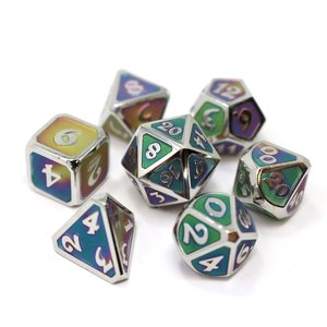 Die Hard Dice MYTHICA DICE SET 7 SELENE