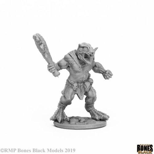 Reaper Miniatures BONES BLACK: BLACKTOOTH SAVAGE