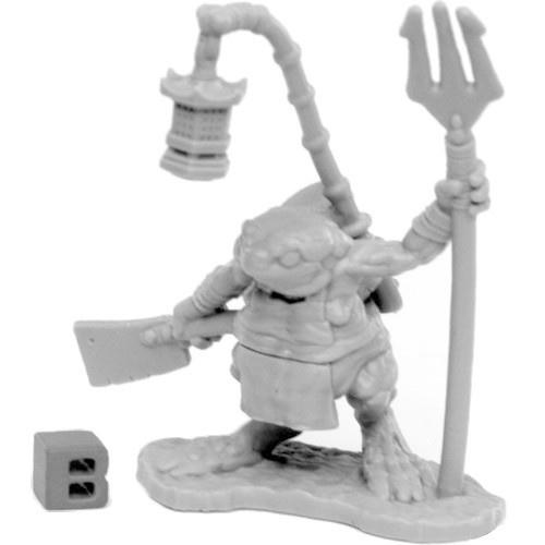 Reaper Miniatures BONES BLACK: BUFO