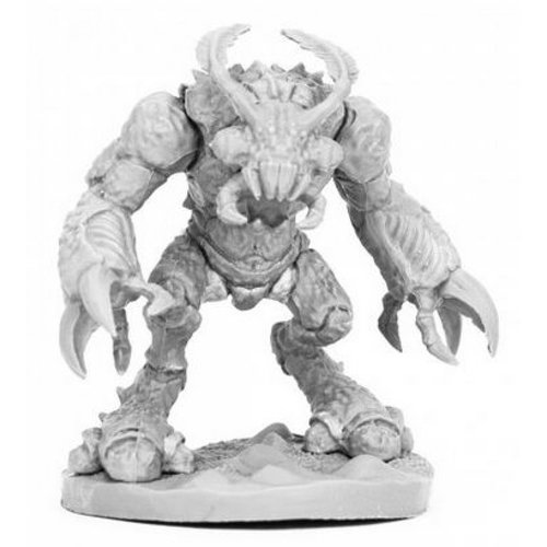 Reaper Miniatures BONES BLACK: BURROWING BEHEMOTH