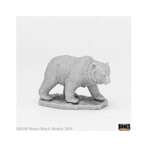 Reaper Miniatures BONES BLACK: CAVE BEAR