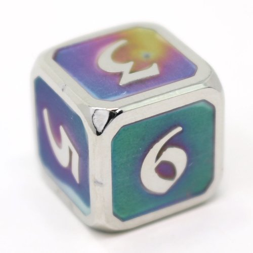 Die Hard Dice MYTHICA DICE D6 SELENE