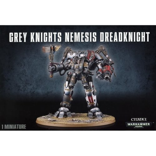Games Workshop GREY KNIGHTS DREADKNIGHT